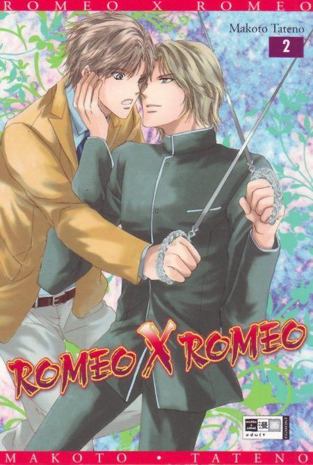 Romeo x Romeo 2 - Das Cover