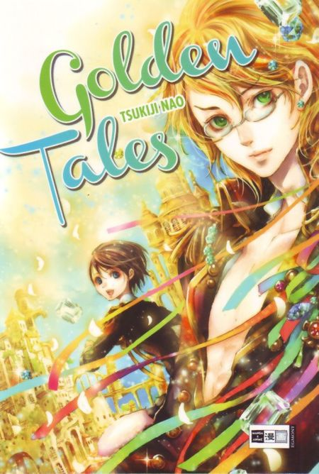 Golden Tales - Das Cover