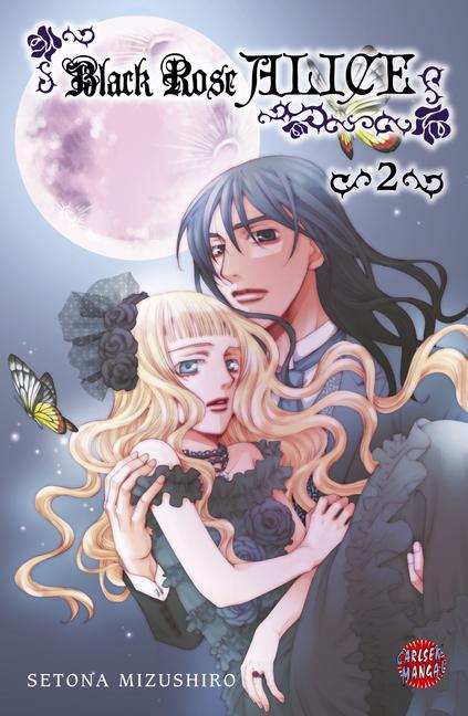 Black Rose Alice 2 - Das Cover