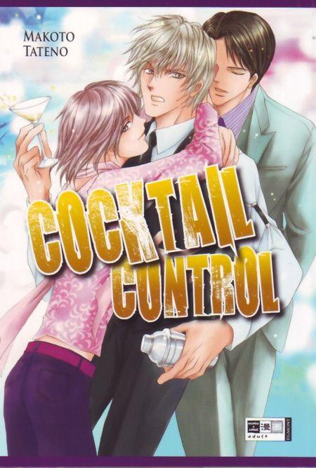 Cocktail Control - Das Cover