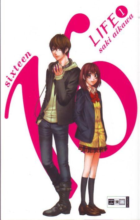 Sixteen Life 1 - Das Cover