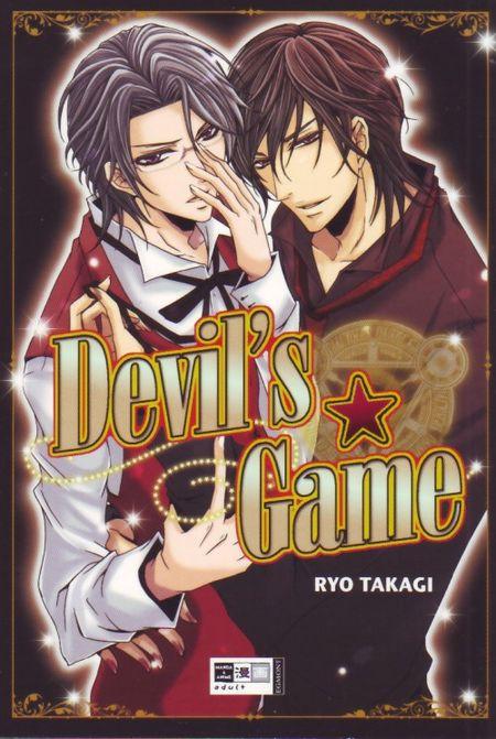 Devil's Game - Das Cover