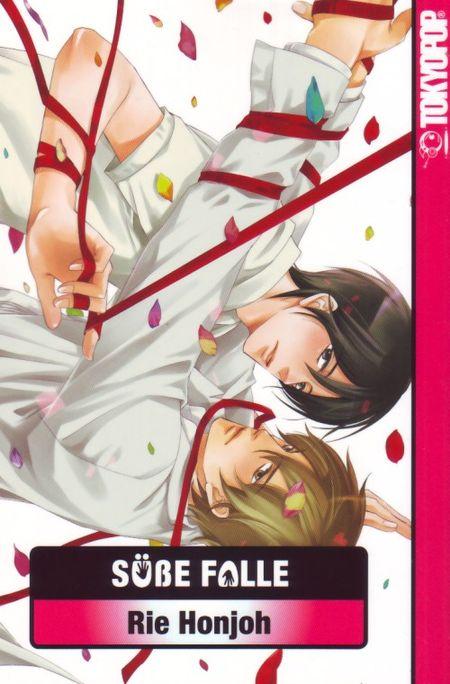 Süße Falle - Das Cover