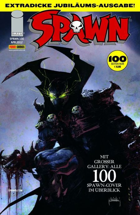 Spawn 100 - Das Cover