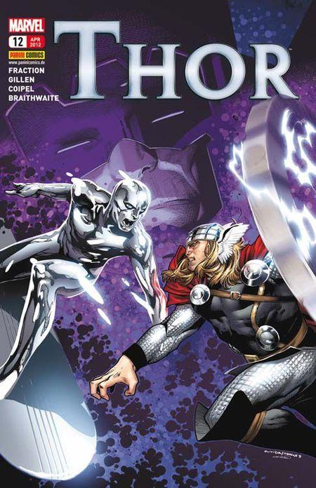 Thor 12: Der Galactus-Same 2 - Das Cover