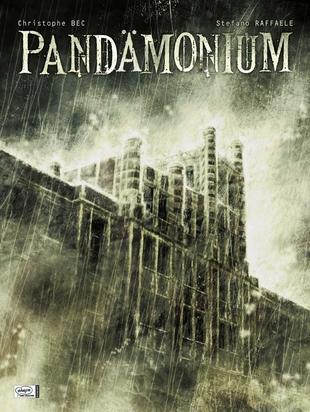 Pandämonium - Das Cover