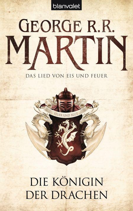 Das Lied von Eis und Feuer 06: Die Königin der Drachen - Das Cover