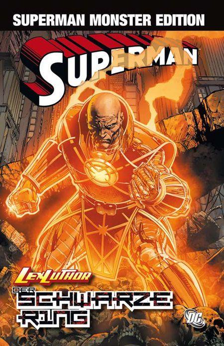 Superman Monster Edition 6 - Das Cover