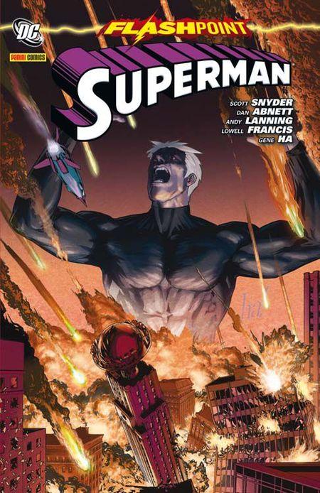 Flashpoint Sonderband: Superman - Das Cover