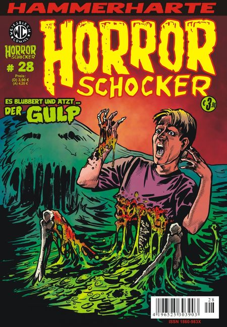 Horrorschocker 28 - Das Cover