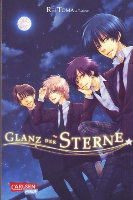 Glanz der Sterne - Das Cover