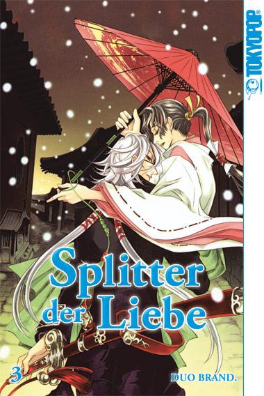 Splitter der Liebe 3 - Das Cover