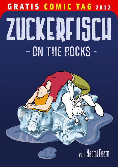 Zuckerfisch On The Rocks - Gratis Comic Tag 2012 - Das Cover