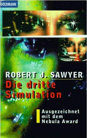 Die dritte Simulation - Das Cover