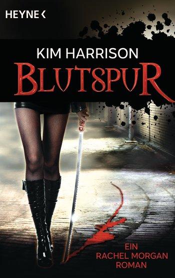 Blutspur: Die Rachel-Morgan-Serie 1 - Das Cover