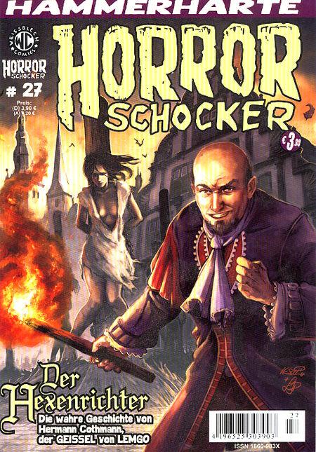 Horrorschocker 27 - Das Cover