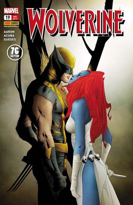Wolverine 19 - Das Cover