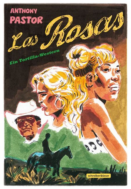 Las Rosas - Das Cover