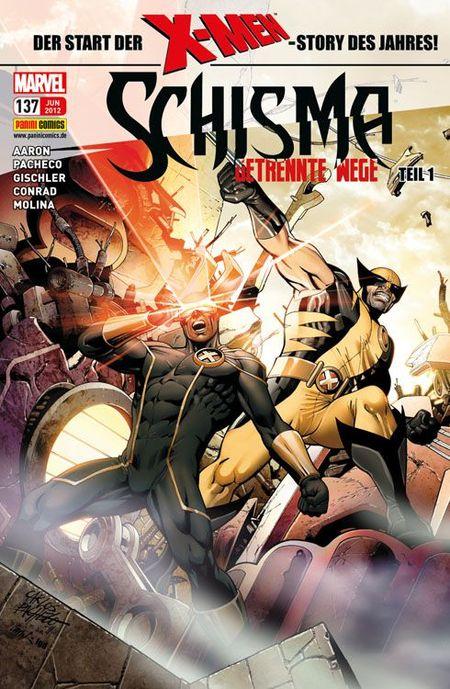 X-Men 137 - Das Cover