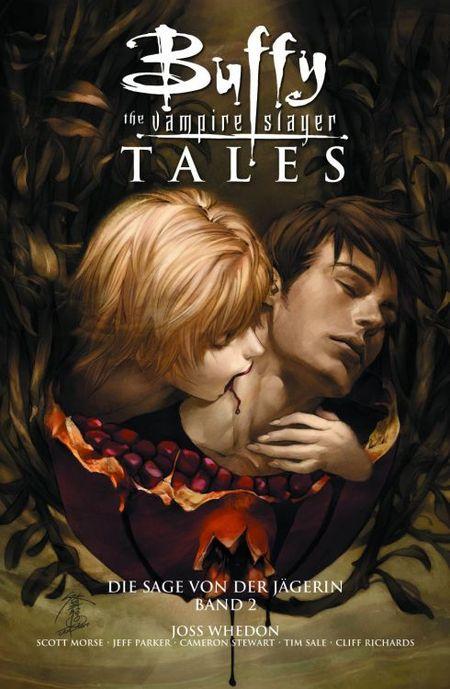 Buffy The Vampire Slayer: Tales - Die Sage von der Jägerin 2 - Das Cover