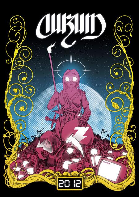 Awzum 1 - Das Cover