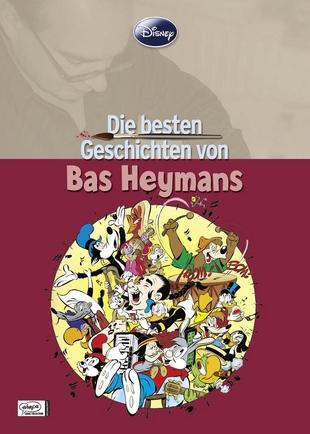 Die besten Geschichten von Bas Heymans - Das Cover