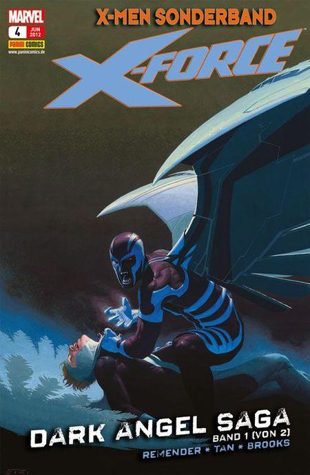 X-Men Sonderband: Die neue X-Force 4 - Das Cover