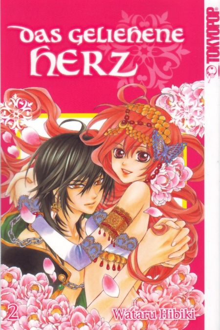 Das geliehene Herz 2 - Das Cover