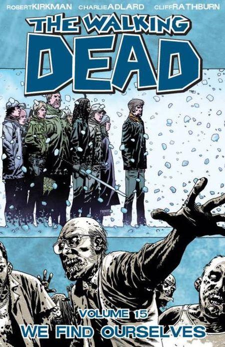 The Walking Dead 15: Erlöse uns - Das Cover