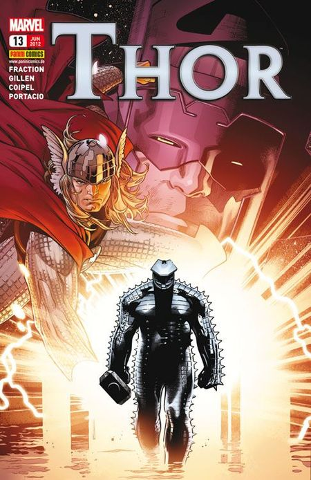 Thor 13: Gott des Nichts - Das Cover