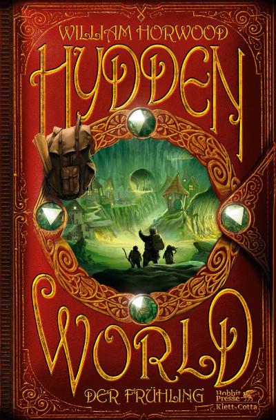 Hyddenworld 1: Der Frühling - Das Cover