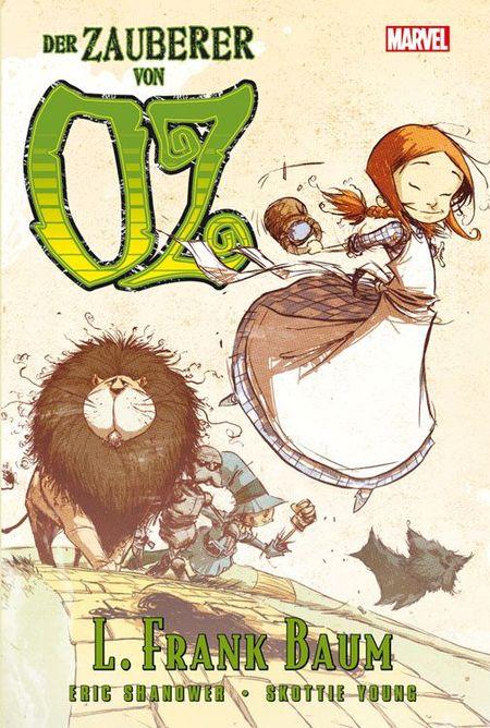 Der Zauberer von Oz - Das Cover