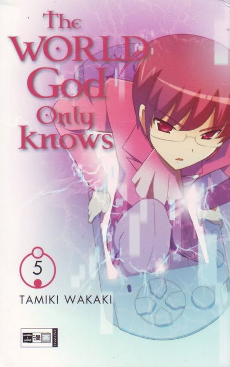 The World God only knows 5 - Das Cover