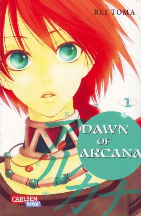 Dawn of Arcana 1 - Das Cover