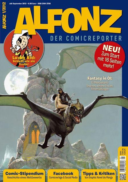 Alfonz 1/2012 - Das Cover