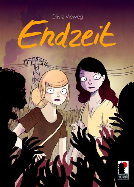 Endzeit - Das Cover