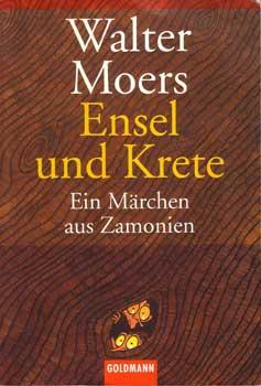 Ensel und Krete: Ein Märchen aus Zamonien - Das Cover