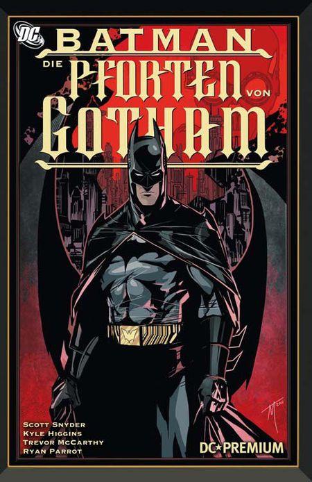 DC Premium 78 Batman: Die Pforten von Gotham - Das Cover
