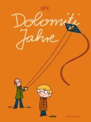 Dolomiti Jahre - Das Cover