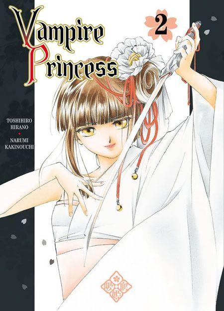 Vampire Princess 2 - Das Cover