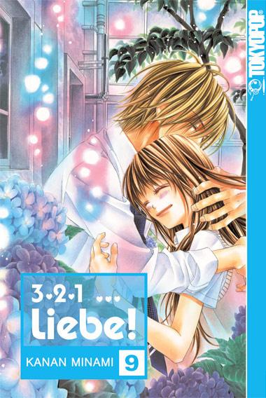 3, 2, 1... Liebe! 9 - Das Cover