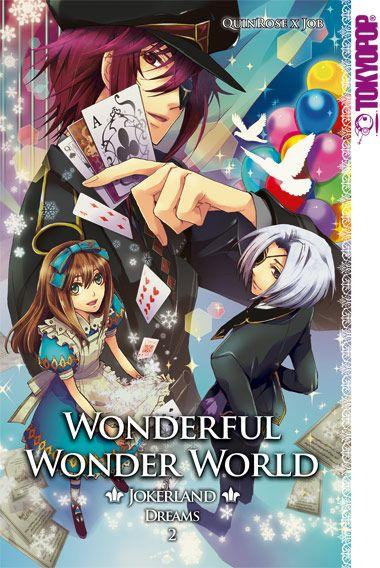 Wonderful Wonder World-Jokerland: Dreams 2 - Das Cover