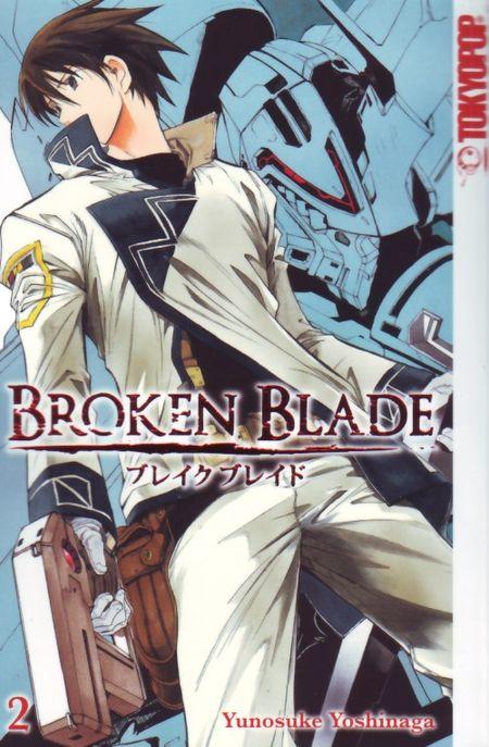 Broken Blade 2 - Das Cover