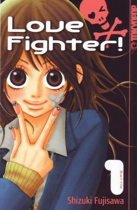 Love Fighter! 1 - Das Cover