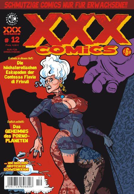 XXX-Comics 12 - Das Cover