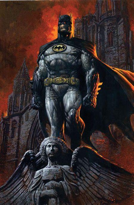 DC Premium 79: Batman - The Dark Knight: Golden Dawn SC - Das Cover