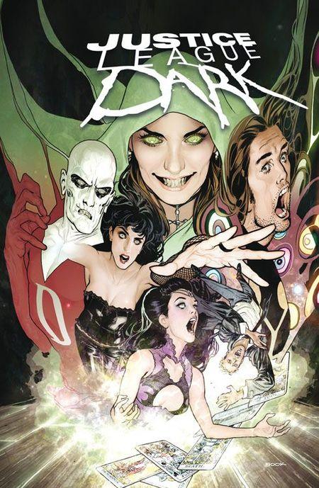 Justice League Dark 1 - Das Cover