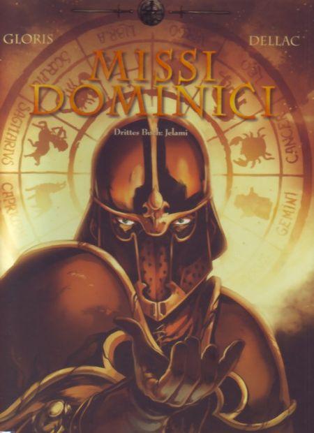 Missi Dominici: Drittes Buch - Jelami - Das Cover