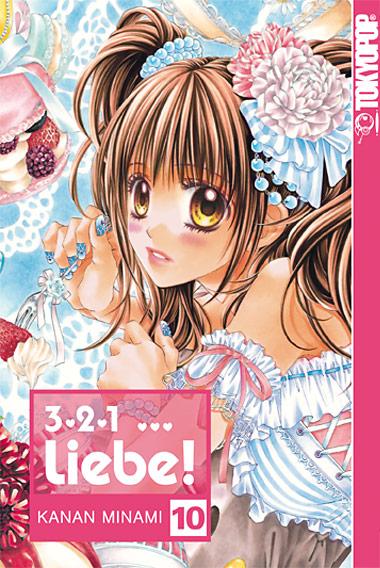 3,2,1... Liebe! 10 - Das Cover