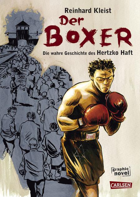 Der Boxer - Das Cover